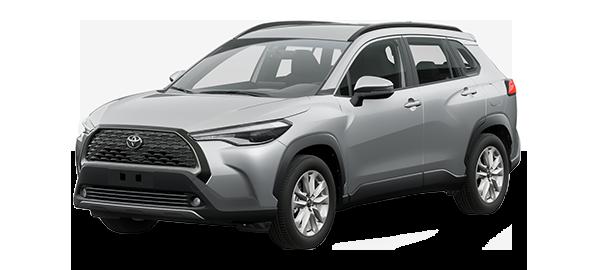 Toyota Corolla Cross 2022 SILVER METALLIC