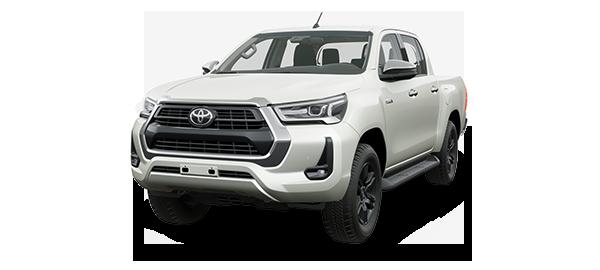 Toyota Hilux 2.8L 2021 WHITE PEARL CS