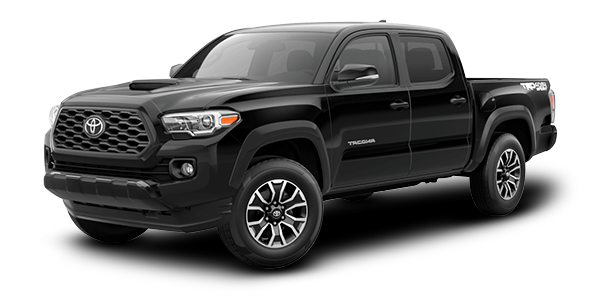 Toyota Tacoma 2022 ATTITUDE BLACK MICA