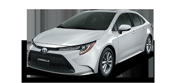 Toyota Corolla 2021 Silver Metallic