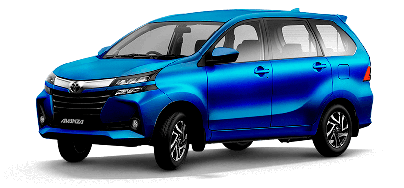 Toyota Avanza Minivan 2021 NEBULA BLUE MICA