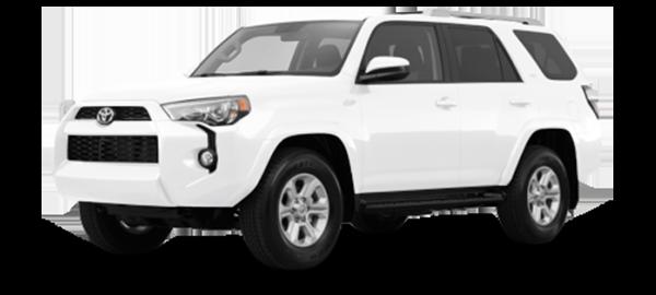 Toyota 4Runner 2021 Super White II