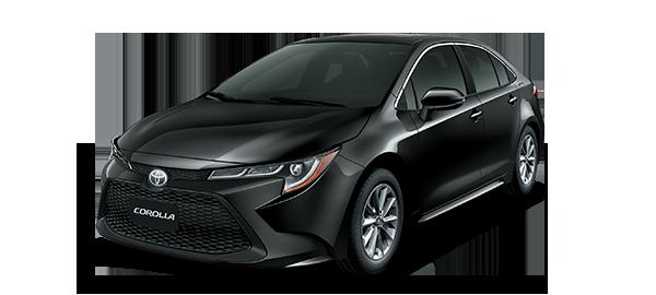 Toyota Corolla 2021 BLACK MICA INK