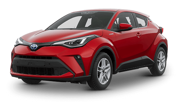 Toyota C-HR Híbrido Auto Recargable 2021 EMOTIONAL RED 2