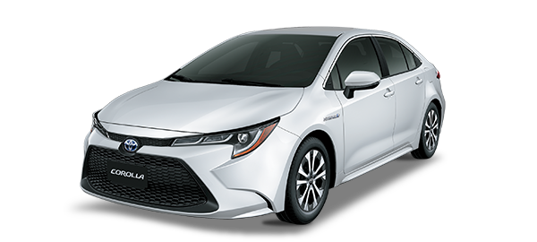 Toyota Corolla híbrido auto recargable 2021 Super White II