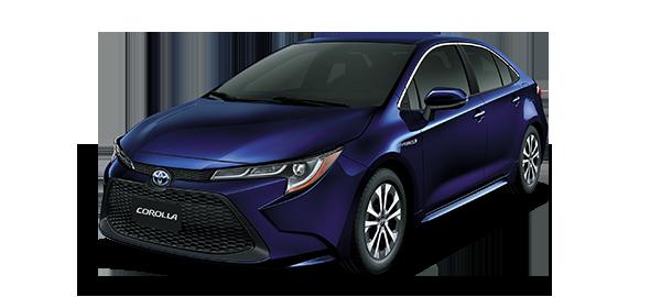 Toyota Corolla híbrido auto recargable 2021 Dark Blue mc