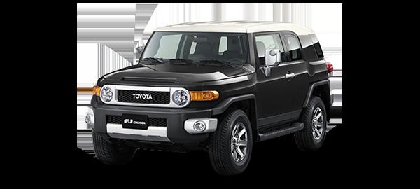 Toyota FJ Cruiser 2021 BLACK 2KC
