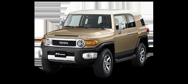 Toyota FJ Cruiser 2021 BEIGE 2KP