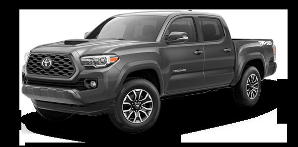 Toyota Tacoma 2021 GRAY ME