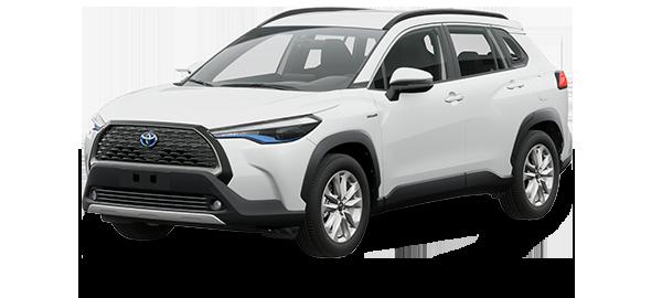 Toyota Corolla Cross Híbrido Auto Recargable 2022 Super White II