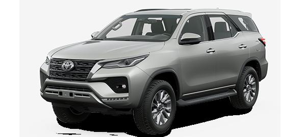 Toyota Fortuner 2022 SILVER METALLIC
