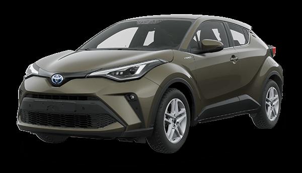 Toyota C-HR Híbrido Auto Recargable 2021 OXIDE BRONZE MET
