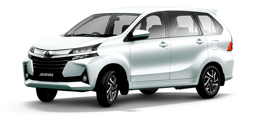 Toyota Avanza Panel 2021 Blanco