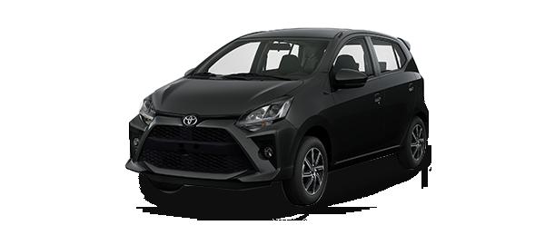 Toyota Agya 2021 Negro