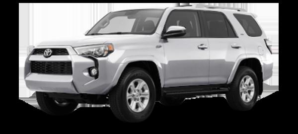 Toyota 4Runner 2021 Silver Metallic