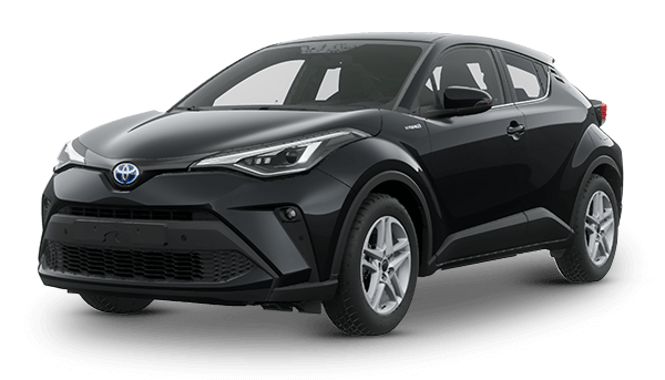 Toyota C-HR Híbrido Auto Recargable 2021 BLACK MICA INK
