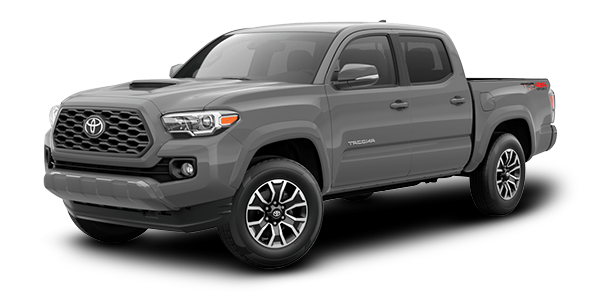 Toyota Tacoma 2021 Gris cemento
