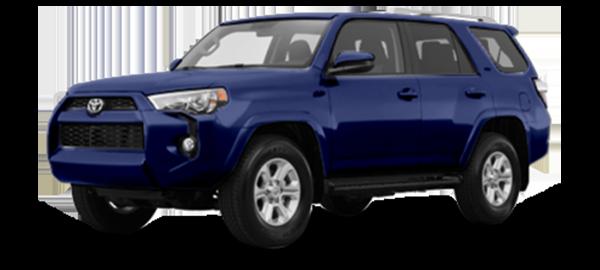 Toyota 4Runner 2021 DARK BLUE MICA