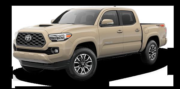 Toyota Tacoma 2022 Beige
