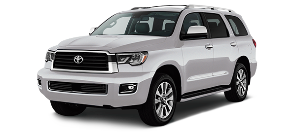 Toyota Sequoia 2021 SILVER METALLIC