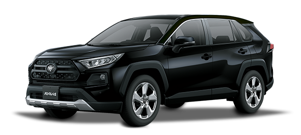 Toyota Rav4 adventure 2021 ATTITUDE BLACK MICA