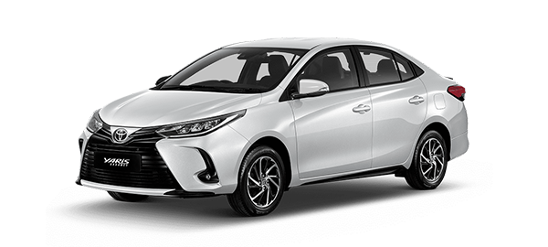 Toyota Yaris Advance 2021 Super White II