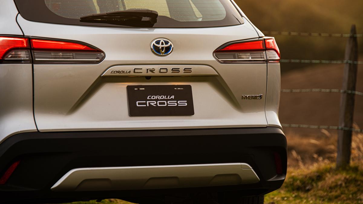 galería Corolla Cross Híbrido Auto Recargable