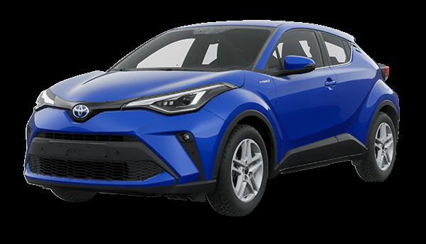Toyota C-HR Híbrido Auto Recargable 2021 NEBULA BLUE MICA