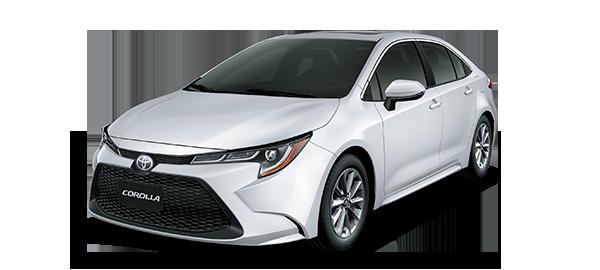 Toyota Corolla 2021 Super White II