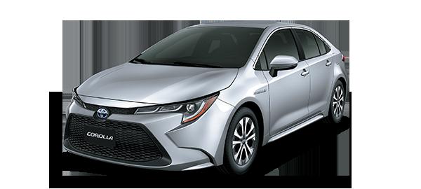 Toyota Corolla híbrido auto recargable 2021 Silver Metallic