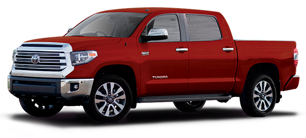 Toyota Tundra 2021 Red Mica Metallic