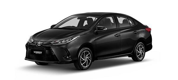 Toyota Yaris Advance 2021 ATTITUDE BLACK MICA