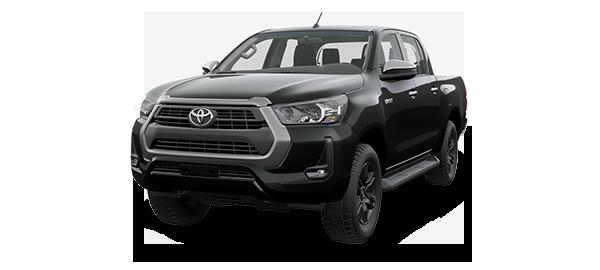 Toyota Hilux 2.4L 2021 ATTITUDE BLACK MICA