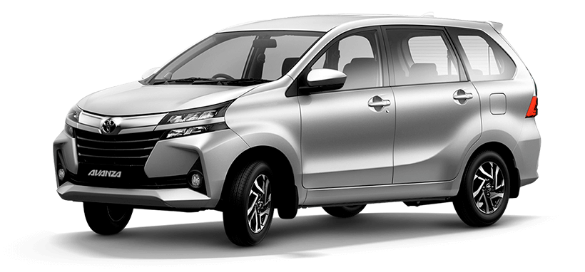 Toyota Avanza Panel 2021 SILVER METALLIC