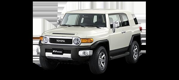 Toyota FJ Cruiser 2021 WHITE