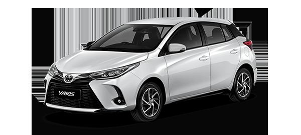 Toyota Yaris HB 2021 Super White II