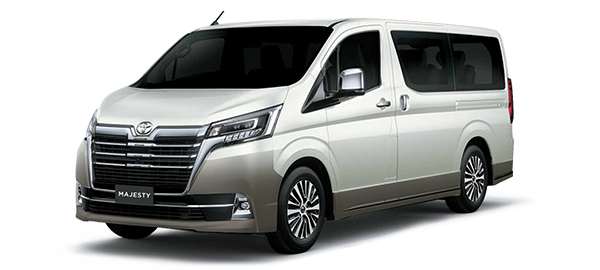 Toyota Majesty 2022 Luxury Pearl Toning