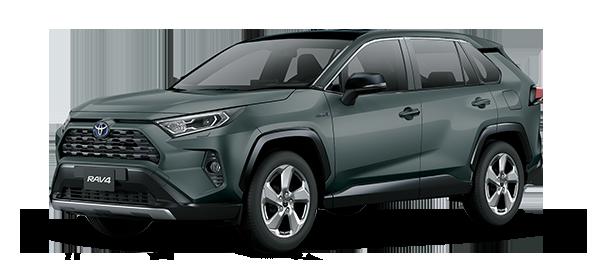 Toyota Rav4 Híbrido Auto Recargable 2021 URBAN KHAKI