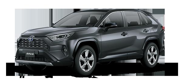 Toyota Rav4 Híbrido Auto Recargable 2021 GRAY ME