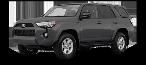 Toyota 4Runner 2021 GRAY METALLIC/GRAPHITE