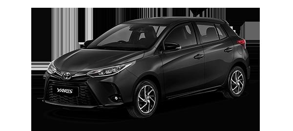 Toyota Yaris HB 2021 ATTITUDE BLACK MICA