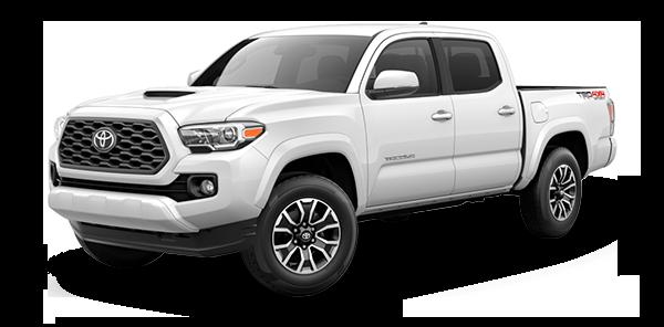 Toyota Tacoma 2022 Super White II