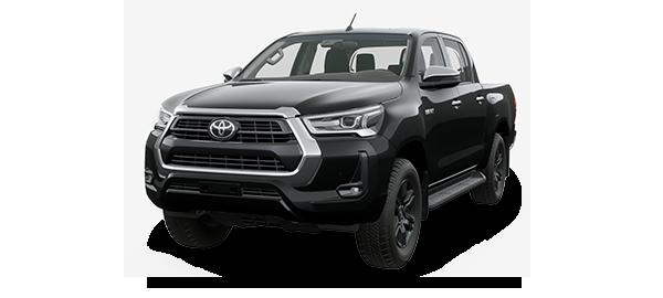 Toyota Hilux 2.8L 2021 ATTITUDE BLACK MICA