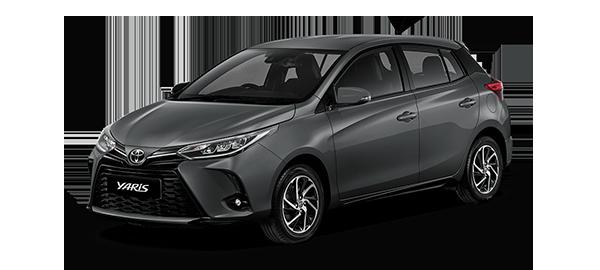 Toyota Yaris HB 2021 GRAY ME
