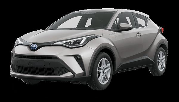 Toyota C-HR Híbrido Auto Recargable 2021 METAL STREAM MET