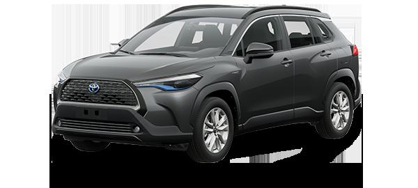 Toyota Corolla Cross Híbrido Auto Recargable 2022 GRAY METALLIC/GRAPHITE