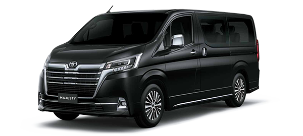 Toyota Majesty 2022 BLACK 2KC