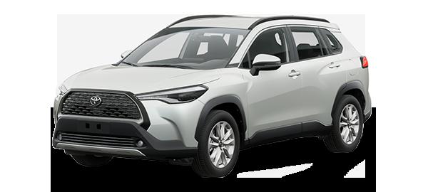 Toyota Corolla Cross 2022 Blanco Perlado Platino
