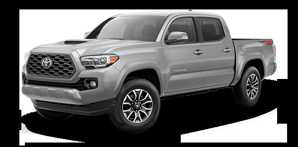 Toyota Tacoma 2021 SILVER METALLIC