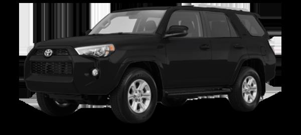 Toyota 4Runner 2021 ATTITUDE BLACK MICA